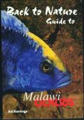 Malawi Cichlids front cover